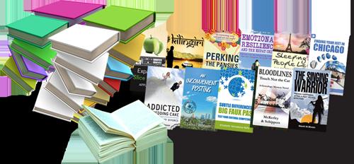 book and novel design