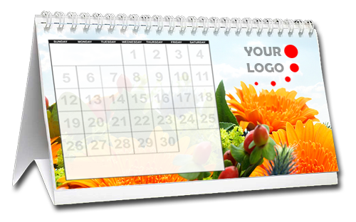 Calendar Typography Xp : Creation booth digital and litho print services